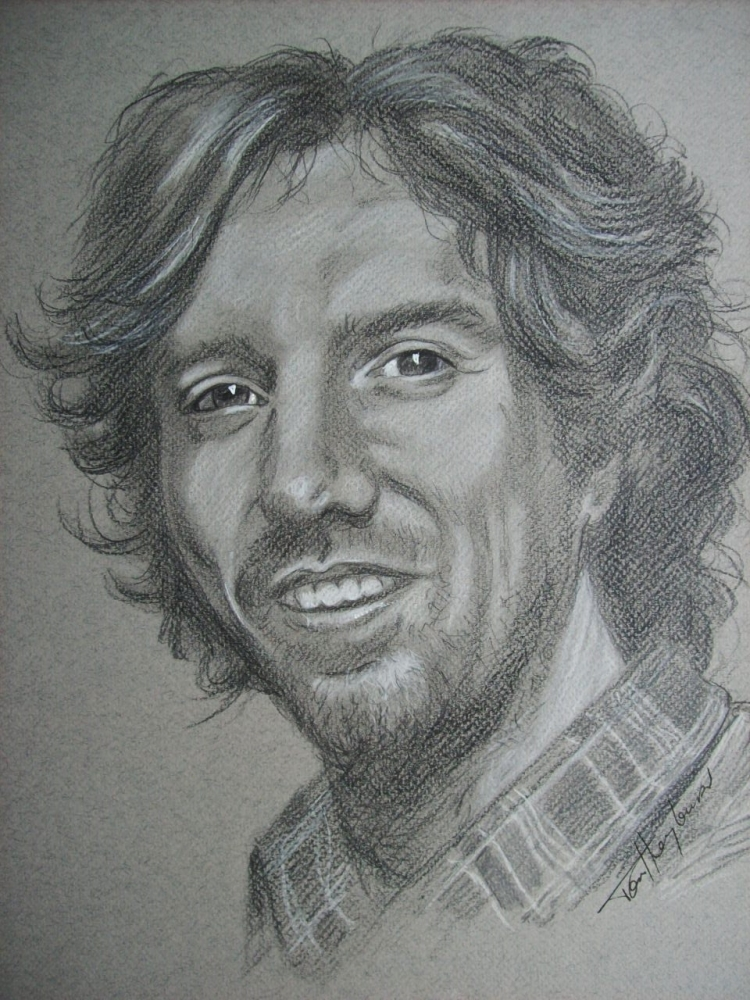 Gary Lightbody par Tom-Heyburn